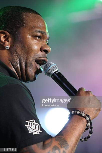 Busta Rhymes performs during Sydney Supafest Music Festival at ANZ Stadium on April 9, 2011 in Sydney, Australia.