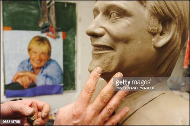 Hommage Lorrain pour le 6eme anniversaire de sa mort Buste de C Jerome Hommage Lorrain pour le 6eme anniversaire de sa mort