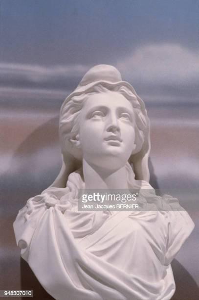 Buste de Marianne en France