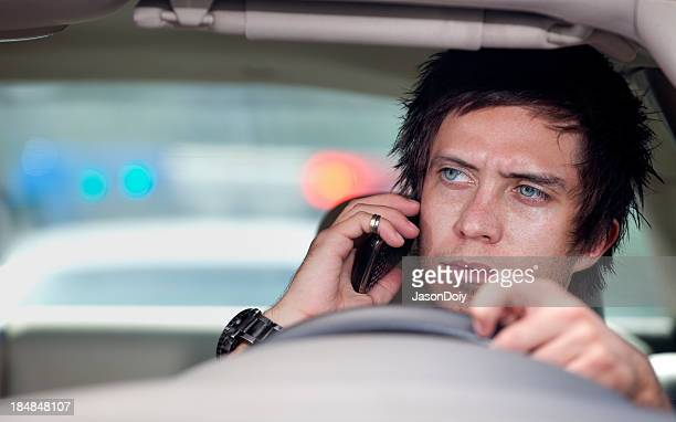 Busted: Driver Pulled Over Calling On Cell