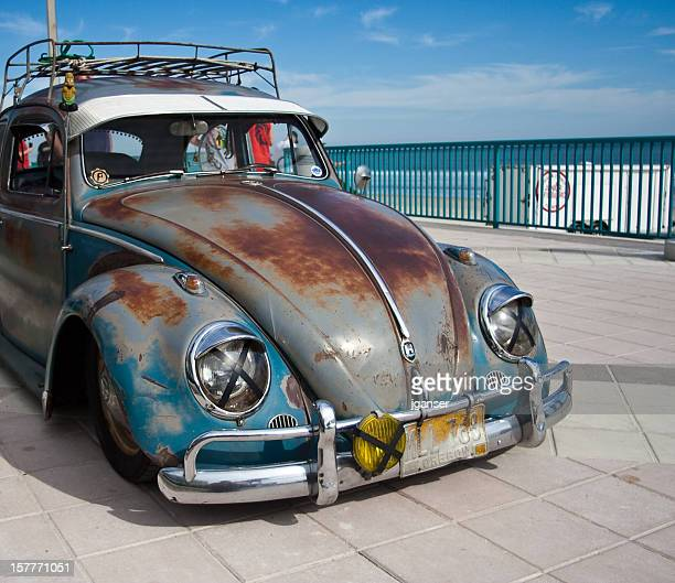 Busted VW Bettle