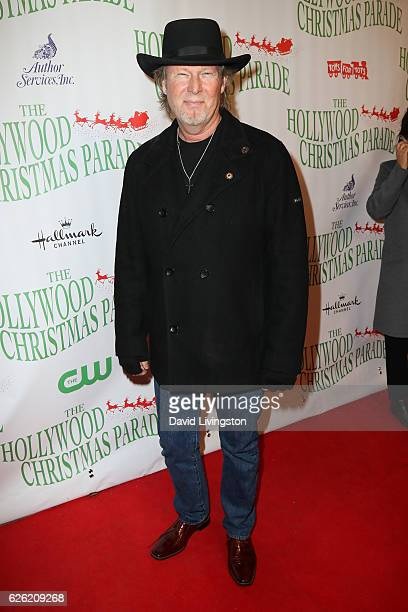buster akrey arrives at the 85th annual hollywood christmas parade on november 27 2016 in hollywood