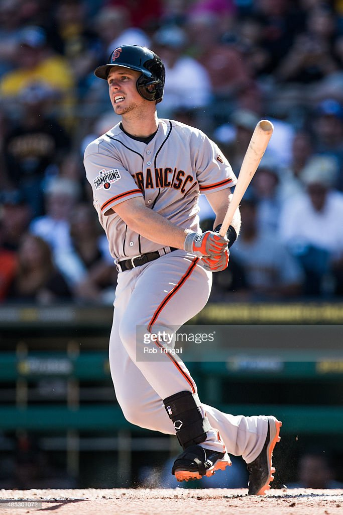 San Francisco Giants v Pittsburgh Pirates : News Photo
