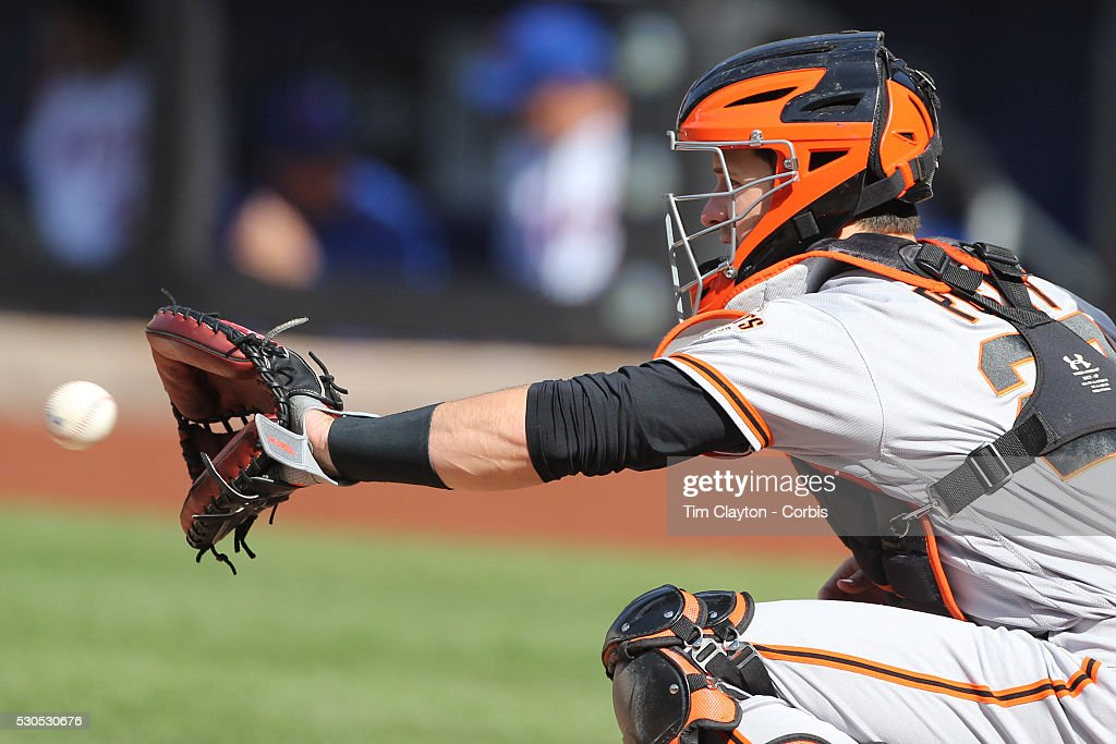 New York Mets Vs San Francisco Giants : News Photo