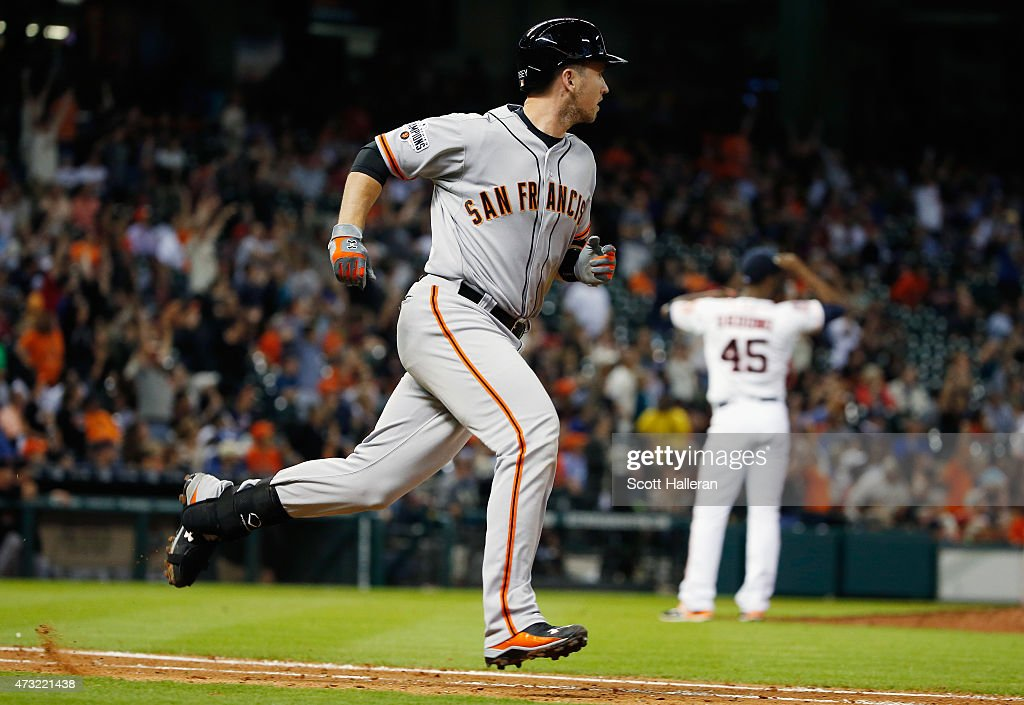 San Francisco Giants v Houston Astros
