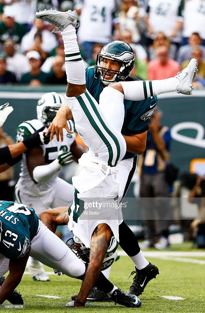 Philadelphia Eagles v New York Jets