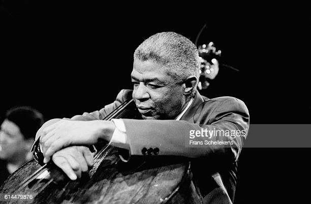 Buster Williams, bass, performs on January 24th 1993 at the BIM huis in Amsterdam, Netherlands