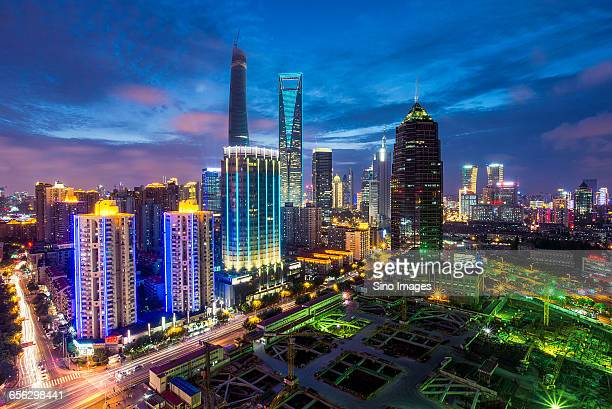 bustling city - human artery stock photos and pictures