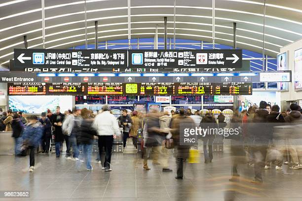 busy crowd at narita international airport, tokyo, japan - narita international airport stock photos and pictures