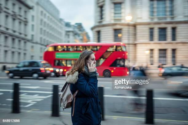 Gebucht in London