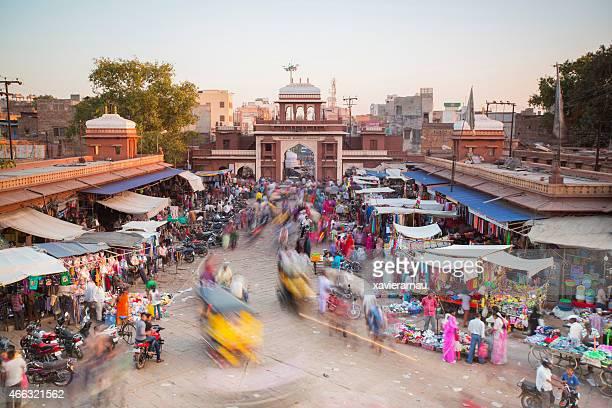 Busy Jodhpur