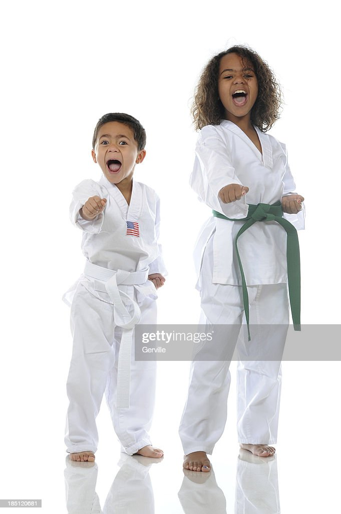 Busy Kids : Stock Photo