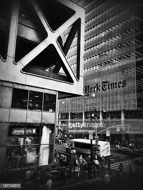 Busy New York