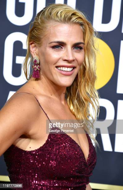 Busy Philipp attends the 77th Annual Golden Globe Awards at The Beverly Hilton Hotel on January 05, 2020 in Beverly Hills, California.