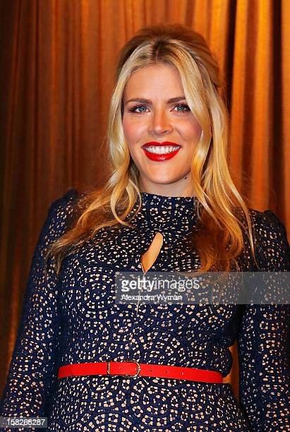Busy Philipps at The 19th Annual Screen Actors Guild Awards Nominations Announcement held at The Pacific Design Center on December 12 2012 in West...