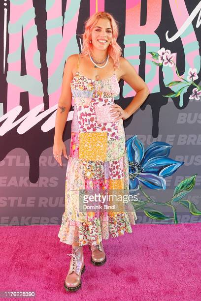 Busy Philipps attends Bustle's 2019 Rule Breakers Festival at LeFrak Center at Lakeside on September 21, 2019 in Brooklyn, New York.