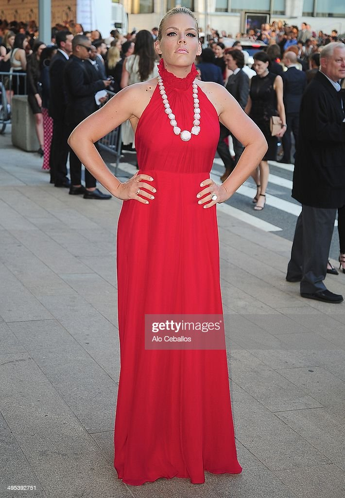 Busy Philipps attends the 2014 CFDA Fashion Awards>> at Alice Tully Hall, Lincoln Center on June 2, 2014 in New York City.
