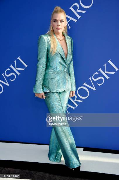 Busy Philipps attends the 2018 CFDA Fashion Awards at Brooklyn Museum on June 4, 2018 in New York City.