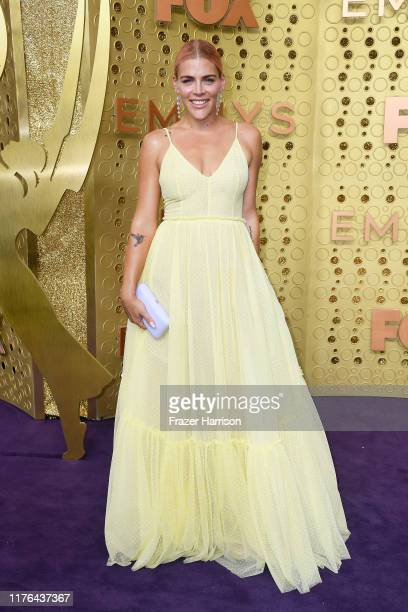 Busy Philipps attends the 71st Emmy Awards at Microsoft Theater on September 22, 2019 in Los Angeles, California.