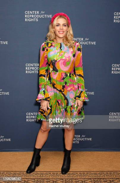 Busy Philipps attends The Center for Reproductive Rights 2020 Los Angeles Benefit on February 27, 2020 in Beverly Hills, California.