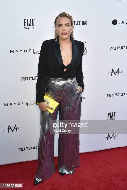 Busy Philipps attends The Daily Front Row Fifth Annual Fashion Los Angeles Awards at Beverly Hills Hotel on March 17 2019 in Beverly Hills California