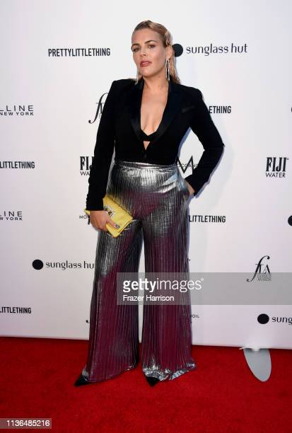 Busy Philipps attends the Daily Front Row's 5th Annual Fashion Los Angeles Awards at Beverly Hills Hotel on March 17 2019 in Beverly Hills California
