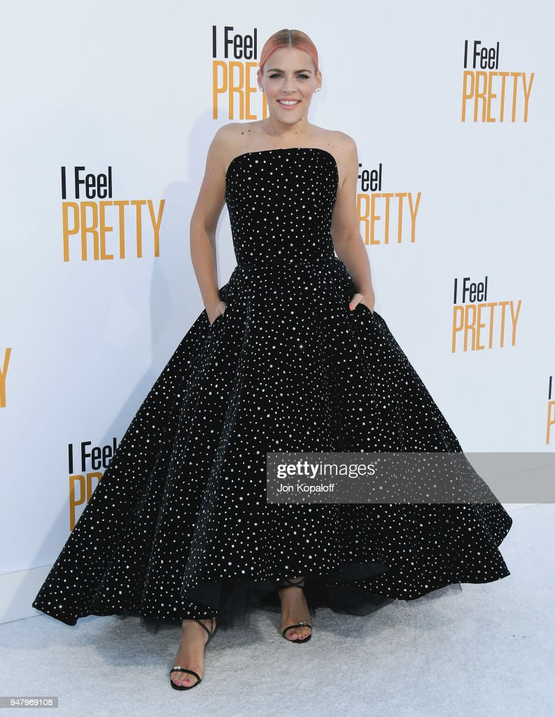 "Premiere Of STX Films' ""I Feel Pretty"" - Arrivals : News Photo"