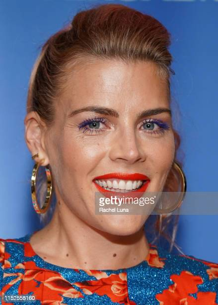 "Busy Philipps attends Universal Television's FYC ""Unbreakable Kimmy Schmidt"" panel at UCB Sunset Theater on May 29, 2019 in Los Angeles, California."