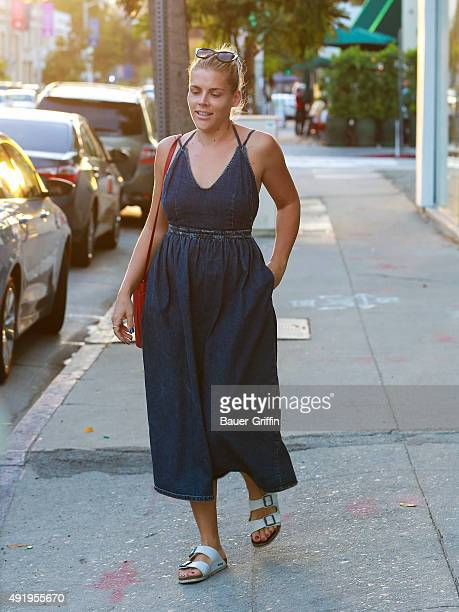 Busy Philipps is seen on October 08 2015 in Los Angeles California