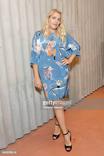 Busy Phillips attends Rachel Comey Los Angeles Store Opening on June 15 2016 in Los Angeles California