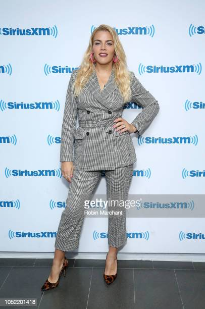 Busy Phillips visits at SiriusXM Studios on October 15 2018 in New York City