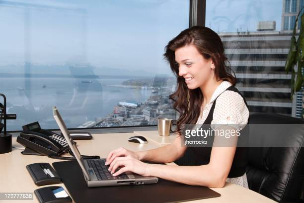 Busy Professional Woman