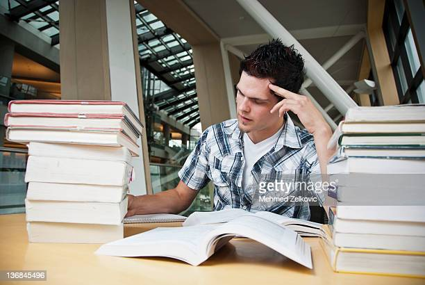 busy student - open grave stock photos and pictures