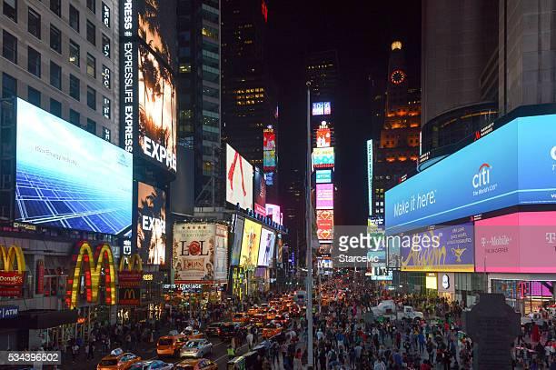 Longue Fois Place de nuit-New York