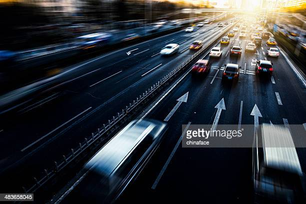 busy traffic - large group of objects stock pictures, royalty-free photos & images