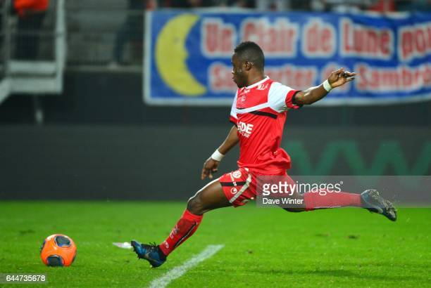But Abdul Majeed WARIS Valenciennes / Rennes 28e journee Ligue 1 Photo Dave Winter / Icon Sport