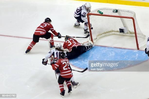 But de Natalie DARWITZ - - USA / Canada - Finale Canada Cup - Vancouver - Canada,