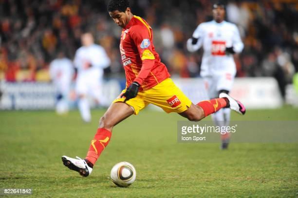 But Issam JEMAA Lens / Marseille 16eme Finale Coupe de France 2009/2010