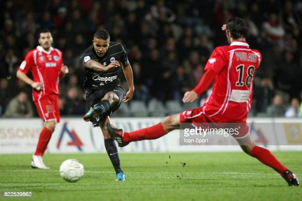 But Youssef EL ARABI Nimes / Caen 15e journee Ligue 2