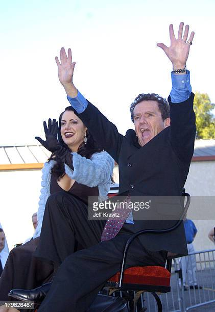 Butch Patrick and guest during 2004 TV Land Awards airing March 17 2004 Red Carpet Arrivals at The Palladium in Hollywood California United States