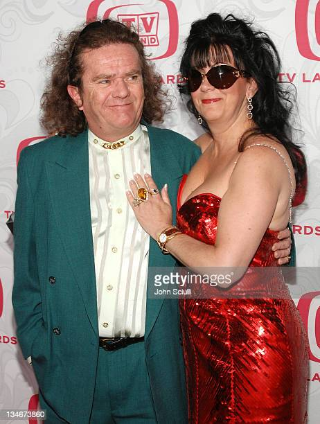 Butch Patrick and guest during 5th Annual TV Land Awards Arrivals at Barker Hanger in Santa Monica CA United States