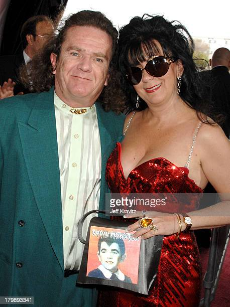 Butch Patrick and guest during 5th Annual TV Land Awards Red Carpet at Barker Hangar in Santa Monica California United States
