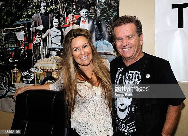 Butch Patrick and his wife Donna attends the 2012 Chiller Theatre expo at the Parsippany Hilton on April 28 2012 in Parsippany City