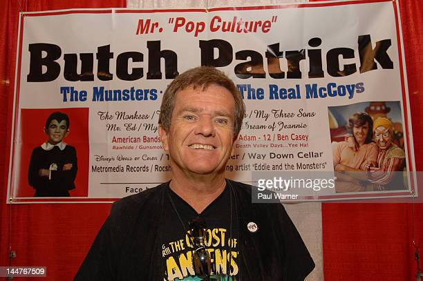 Butch Patrick attends day 1 of Motor City Comic Con 2012 at the Suburban Collection Showplace on May 18 2012 in Novi Michigan