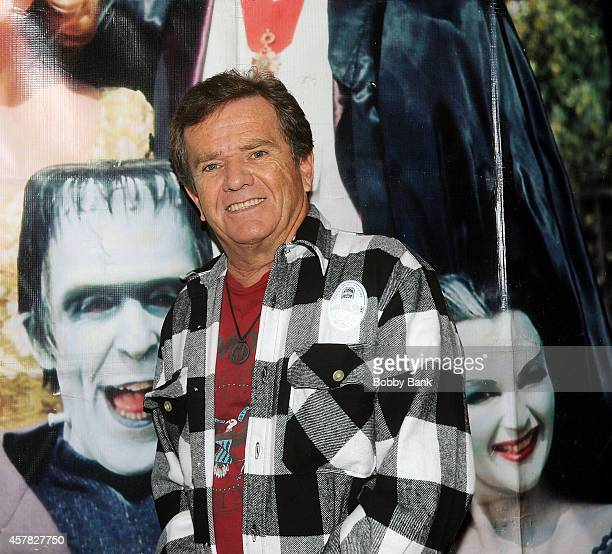 Butch Patrick attends Day 1 of the Chiller Theatre Expo at Sheraton Parsippany Hotel on October 24 2014 in Parsippany New Jersey