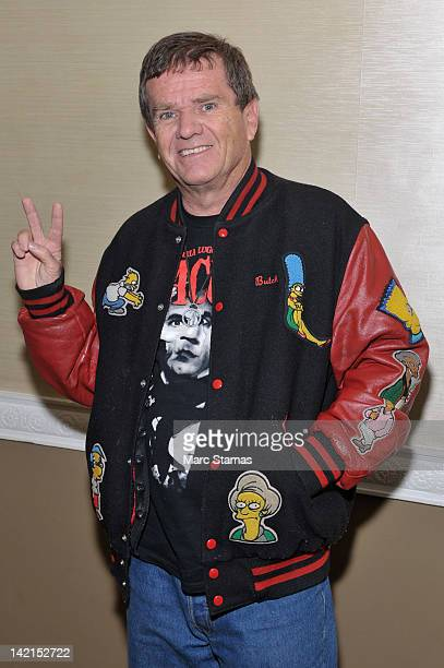 Butch Patrick attends the 2012 New York Comic Book Marketplace at the Penn Plaza Pavilion on March 30 2012 in New York City