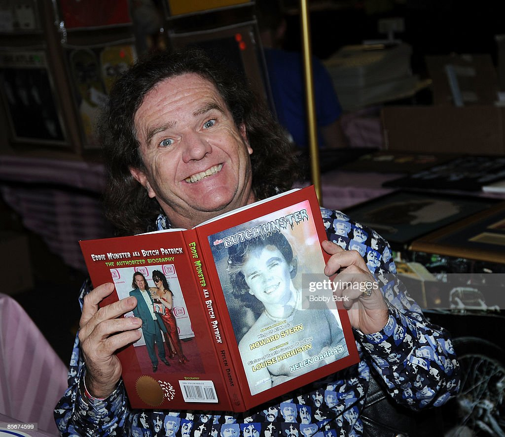 Butch Patrick (Eddie Munster) attends the 35th Anniversary of The Fest For Beatles Fans celebration at the Crowne Plaza Meadowlands on March 27, 2009 in Secaucus, New Jersey.