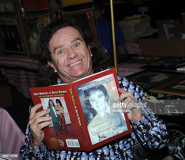 Butch Patrick attends the 35th Anniversary of The Fest For Beatles Fans celebration at the Crowne Plaza Meadowlands on March 27 2009 in Secaucus New...
