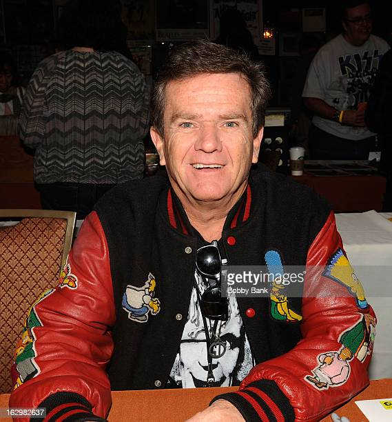Butch Patrick attends the David T Jones Memorial / Monkees Convention 2013 at the Sheraton Meadowlands Hotel Conference Center on March 2 2013 in...