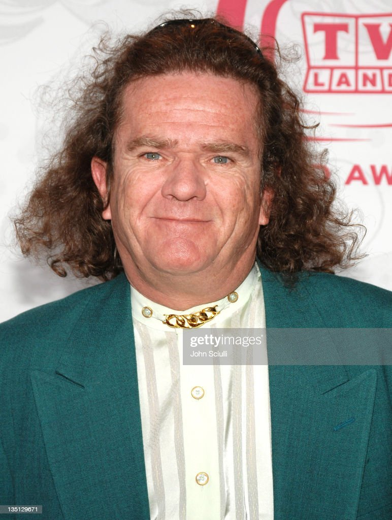 Butch Patrick during 5th Annual TV Land Awards - Arrivals at Barker Hanger in Santa Monica, CA, United States.